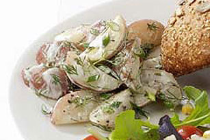 Lisa's Country Potato & Dill Salad