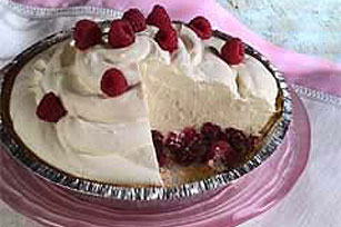 Luscious Cheesecake Pudding Pie