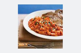 Macarrones con calabaza asada Image 1