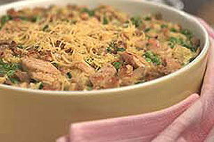 Cheesy Tuna Make-Ahead Brunch Bake Image 1