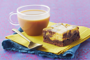 Brownies à la mangue et au fromage Image 1
