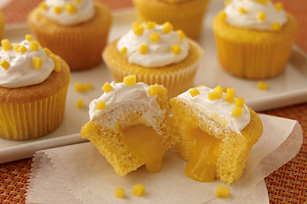 Mango Cream Cupcakes Kraft Recipes
