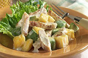 Mango Chicken Summer Salad Image 1