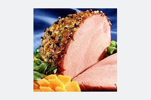 Mango Glazed Ham