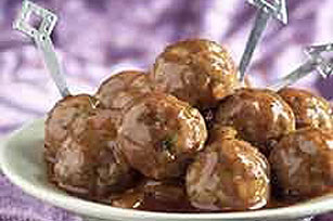 Manhattan Meatballs