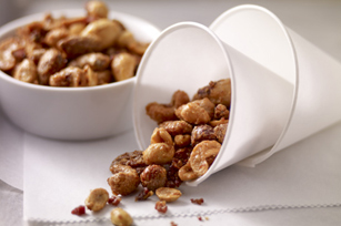 Maple-Bacon Mixed Nuts Image 1