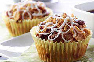 Maple-Pecan Muffins Image 1