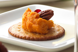 Maple-Sweet Potato Appetizers Image 1