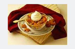Maple-Flavored Bread Pudding Image 1