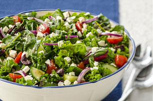 Market Greens Greek Salad Image 1