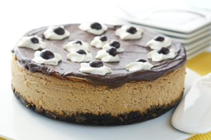 Marzipan & Chocolate Espresso Cheesecake Image 1