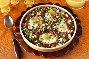 Masala Baked Eggs Image 1
