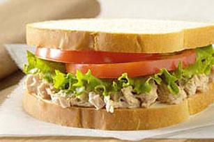 Sándwich de ensalada de atún Image 1
