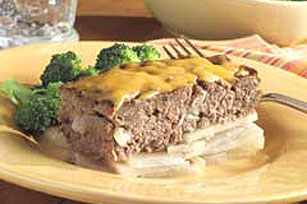 Meat & Potato Bake Image 1