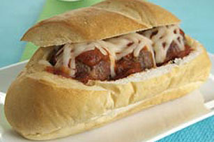 Meatball Sub Sandwiches Image 1