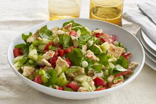 Salade croustillante à la méditerranéenne (fattoush) Image 1