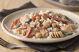 Mediterranean Chicken & Vegetable Rotini Image 1