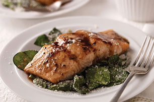 Mediterranean Salmon for Two Image 1