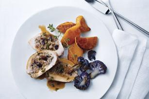 Mediterranean-Style Stuffed Chicken Image 1