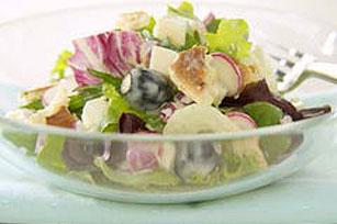 Mediterranean Panzanella Salad Image 1