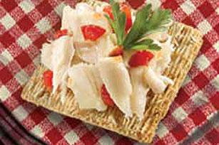 Mediterranean Tuna Snack