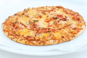 Mexican Chicken Pizza Image 1
