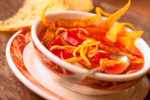Mexican Chicken-Tortilla Soup Recipe - Kraft Recipes