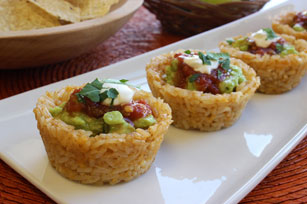 Mexican Rice Cups