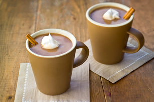 Mexican Spiced Hot Chocolate Image 1