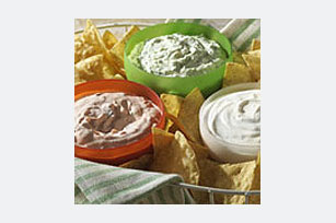 Mexican Flag Dip Image 1