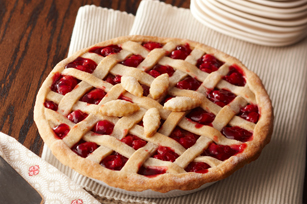 Midwest Tart Cherry Pie