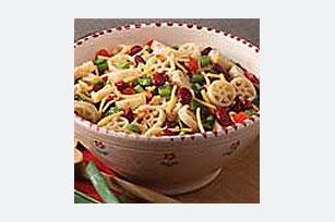 Minestrone Pasta Salad