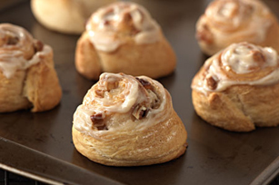 SNACK DELIGHTS Mini Cinnamon Rolls Image 1