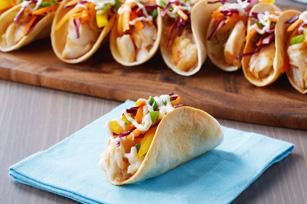 Mini Fish Tacos Image 1