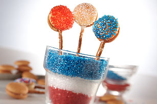 Cookie Pop Sparklers