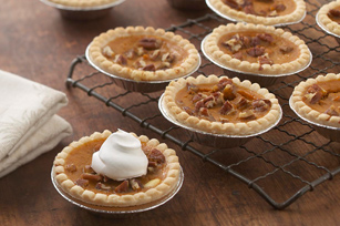Mini Pumpkin Pies Image 1