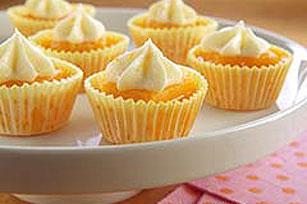 Minibocaditos de gelatina JELL-O® sabor naranja y chocolate blanco Image 1