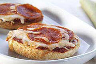 Mini Pizzas Image 1