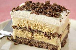 Mocha Java Ice Cream Cake