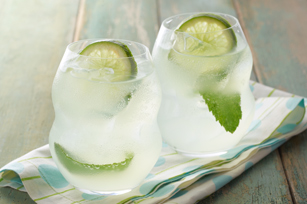 Mojito-Lemon Lime Cocktail