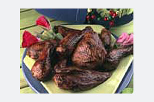 Mole BBQ Chicken Image 1