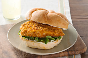 Mom's Favourite Crispy Chicken Sandwich