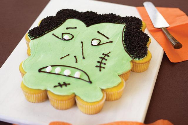 «Gâteau» monstre