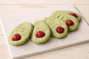 Monster Shortbread Cookies