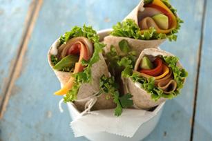 Monterey Turkey Wrap Image 1