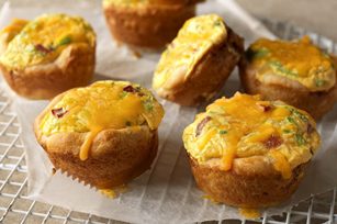Good Morning Baked Egg Cups