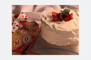 Mother's Little Angel Cake Image 1
