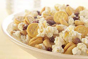 Movie Night Popcorn Treats
