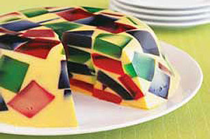 Mosaico de gelatina Image 1