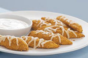 Mozzarella-Chicken Strips Recipe